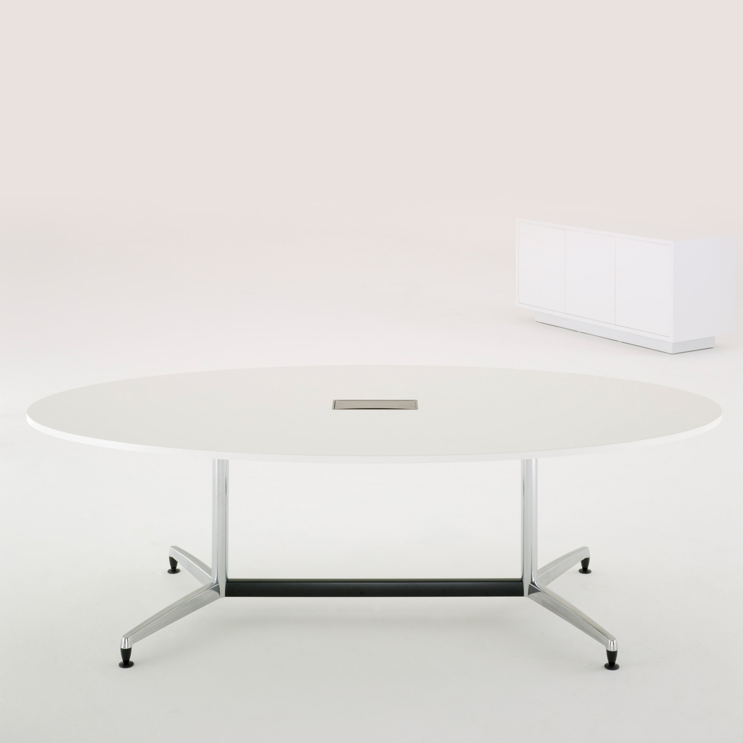 Nimbus round conference table