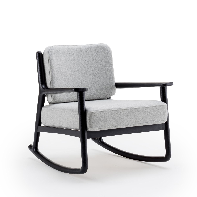 Noah Rocker Wooden Rocking Chair