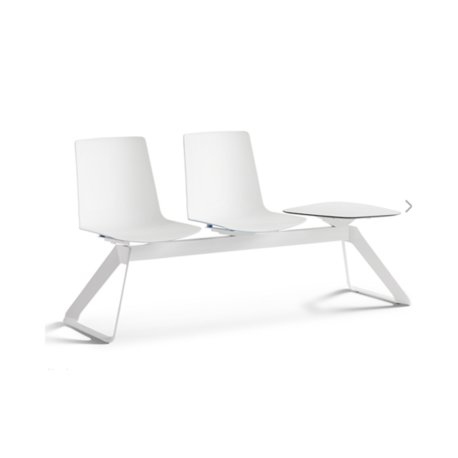 Nooi Beam Seating with Table