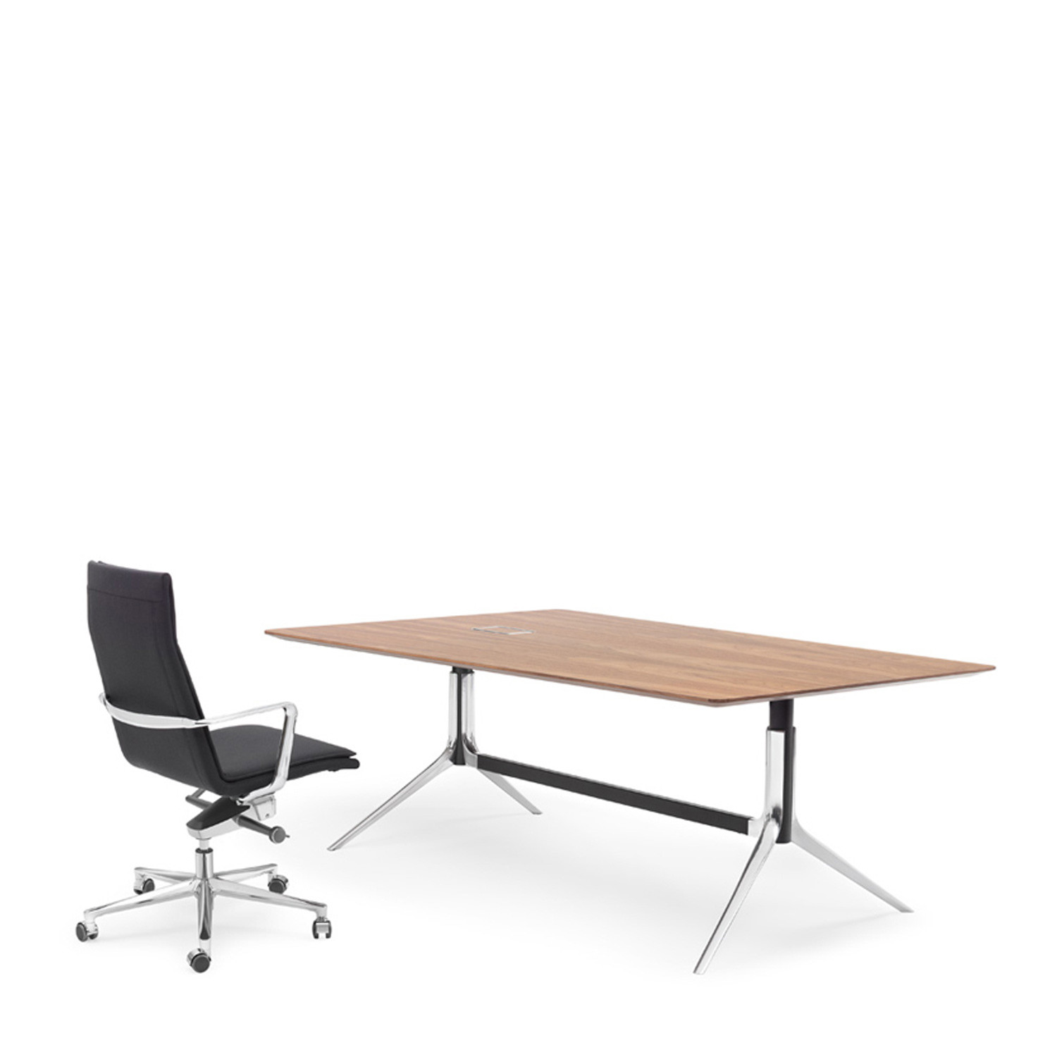 NoTable Sit-Stand Executive Desk