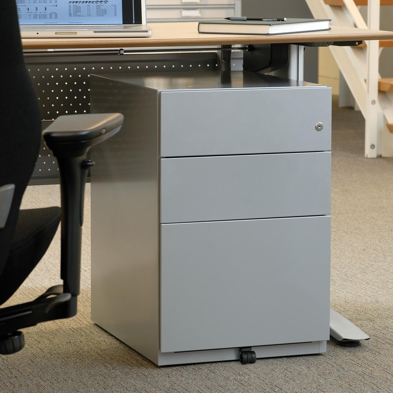 Bisley Note Desk Pedestal