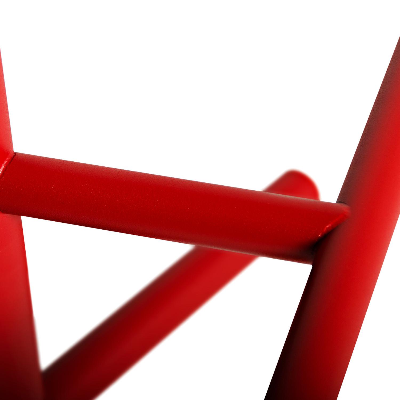 Nudo Barstools Footrest Detail