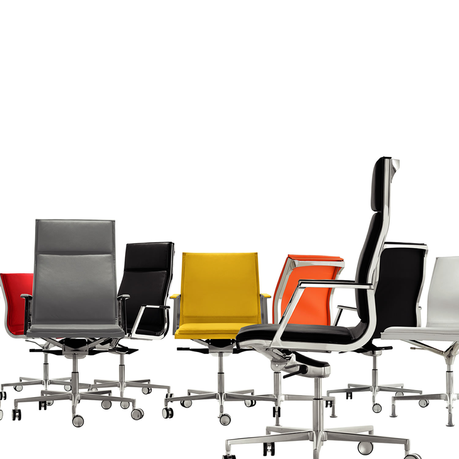 Nulite Executive Office Chairs by Luxy
