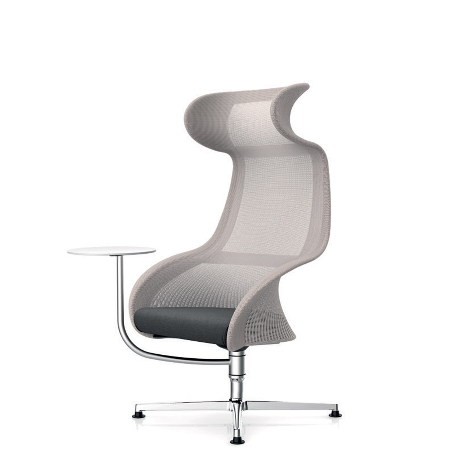 Oasis Chair with Swivel Action Tablet