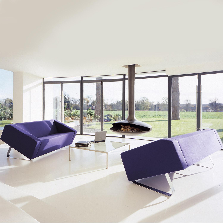 Obelisk Lounge Sofas from Apres
