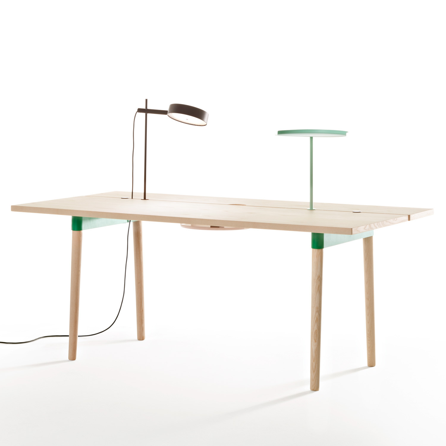 Offset Work Table