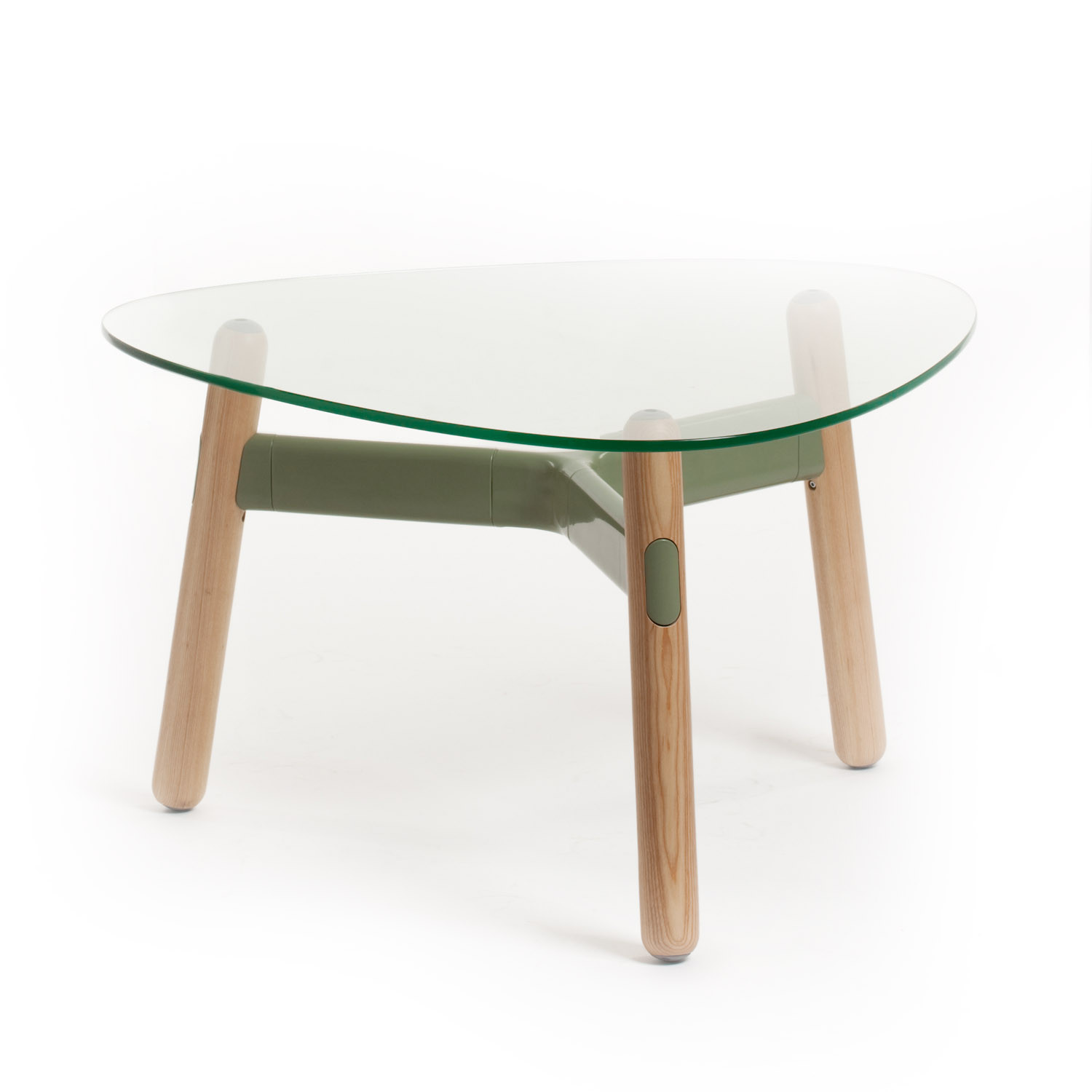 Okidoki Rounded Table