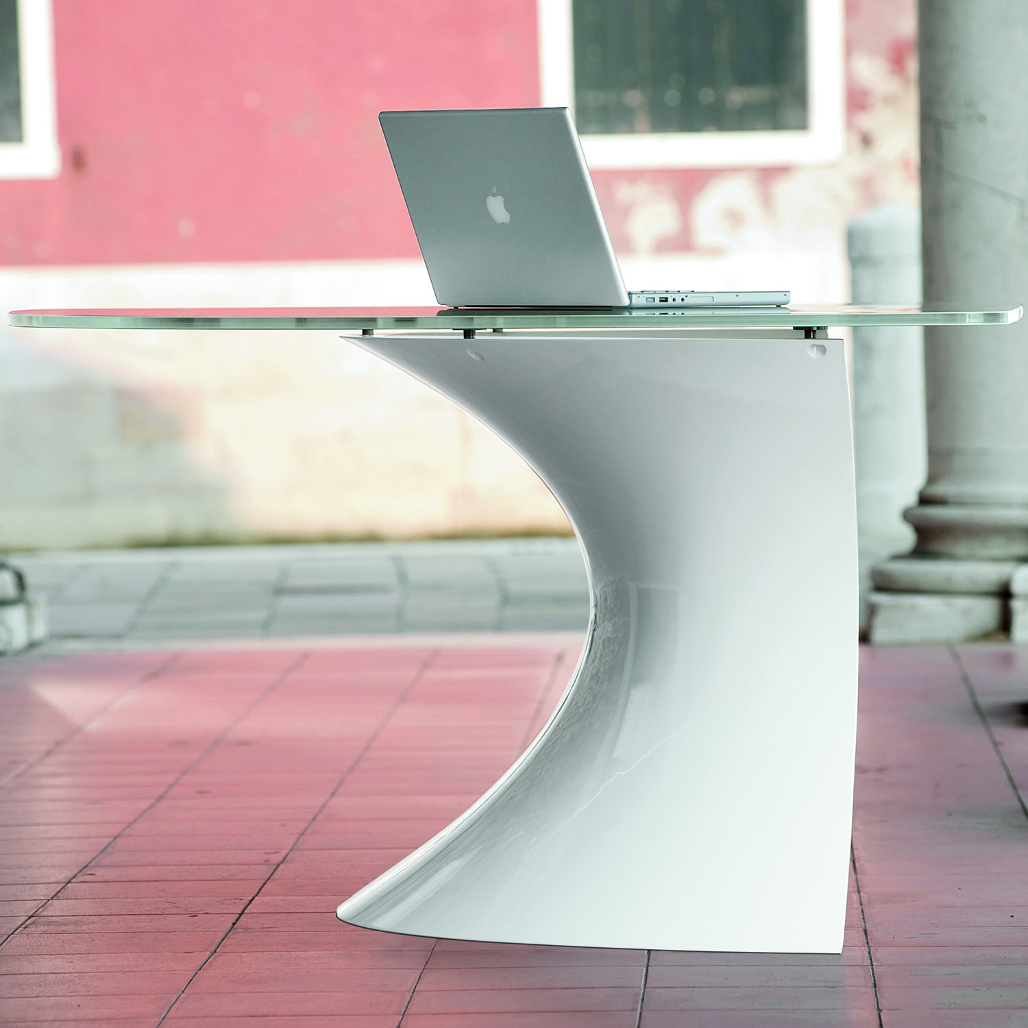 Ola Executive Desk by Martex