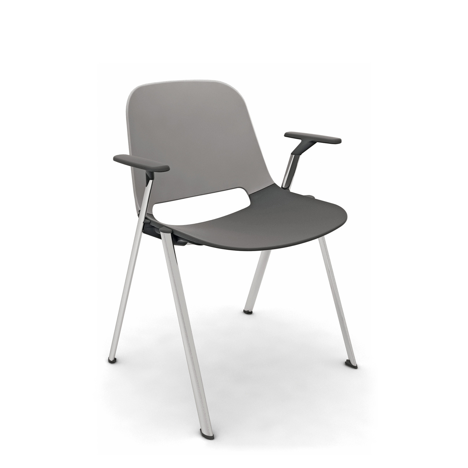 Connection Olivia Chair MOL2 with Armrests