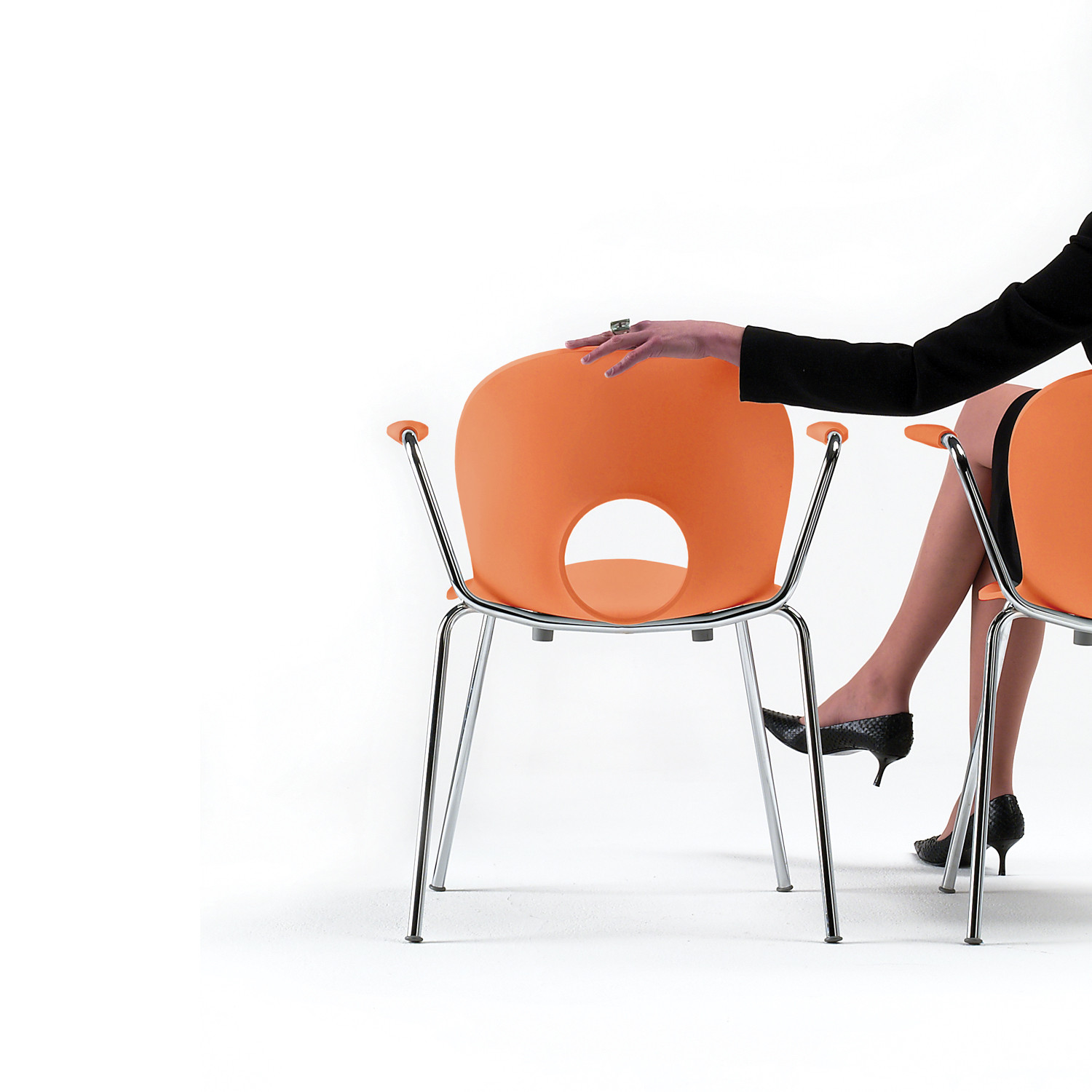 Olivia Chairs by Rexite