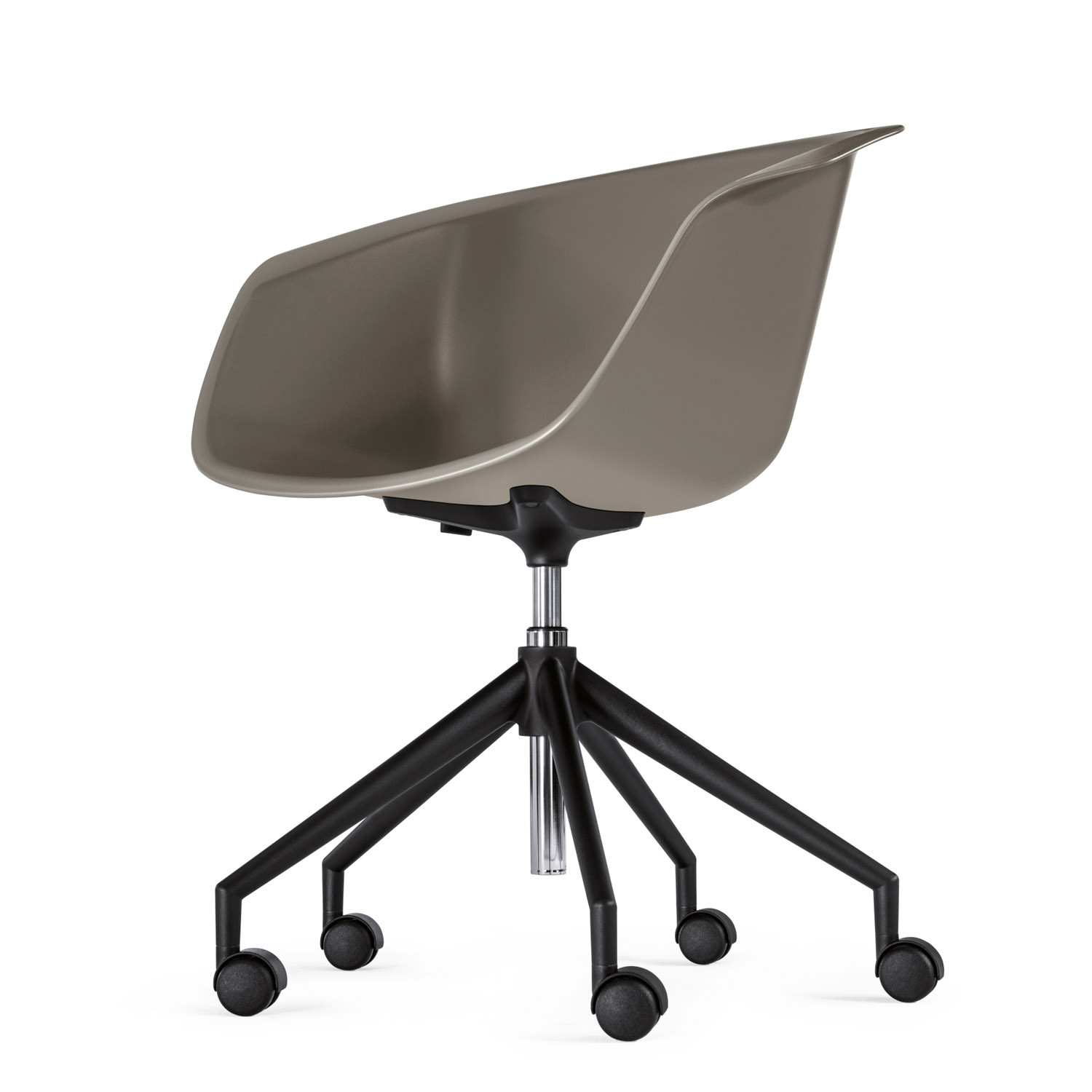 On Spot Chair with Castors