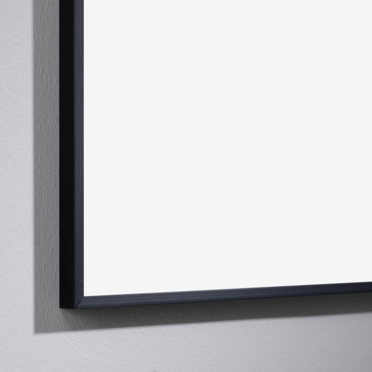 ONE Writing Board with Black Frame Detail
