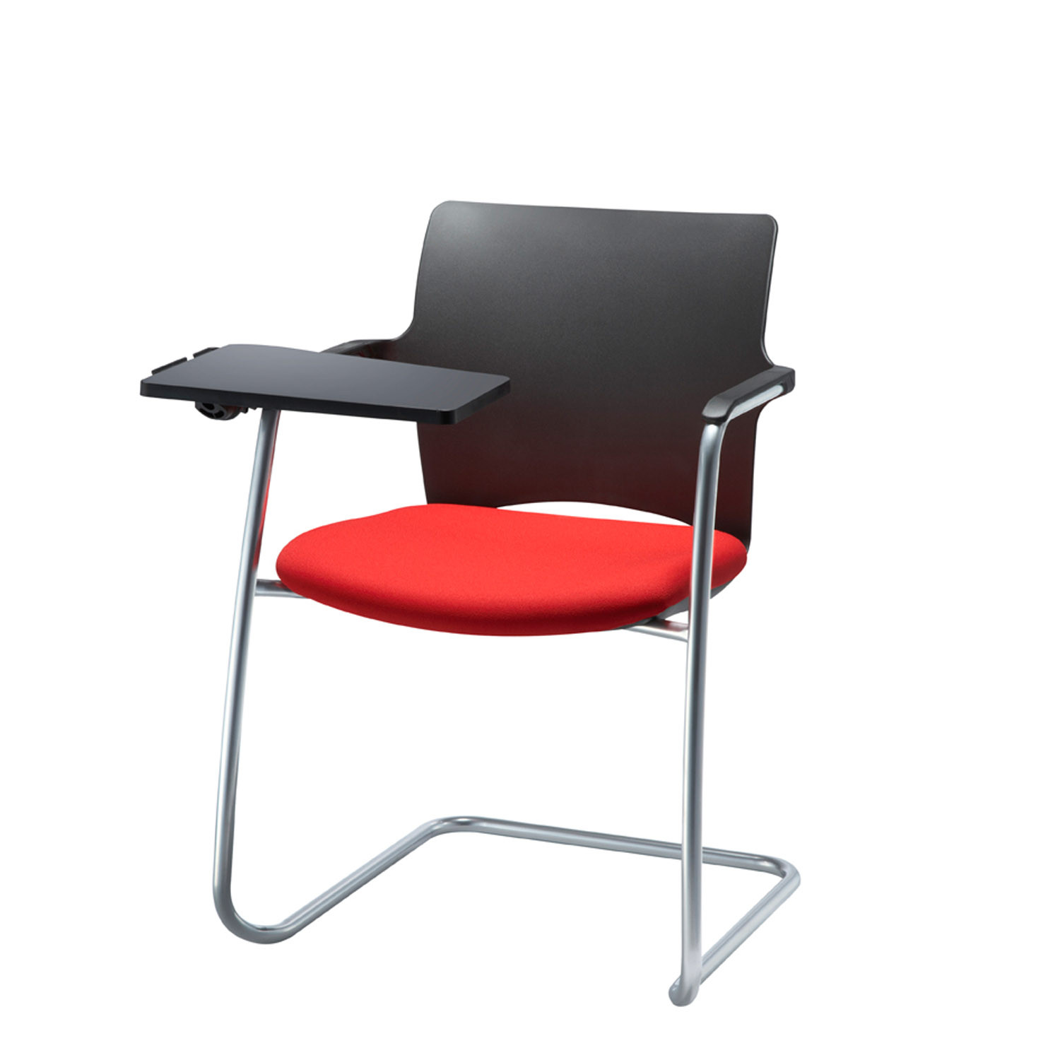 One Meeting Chair with Writing Tablet