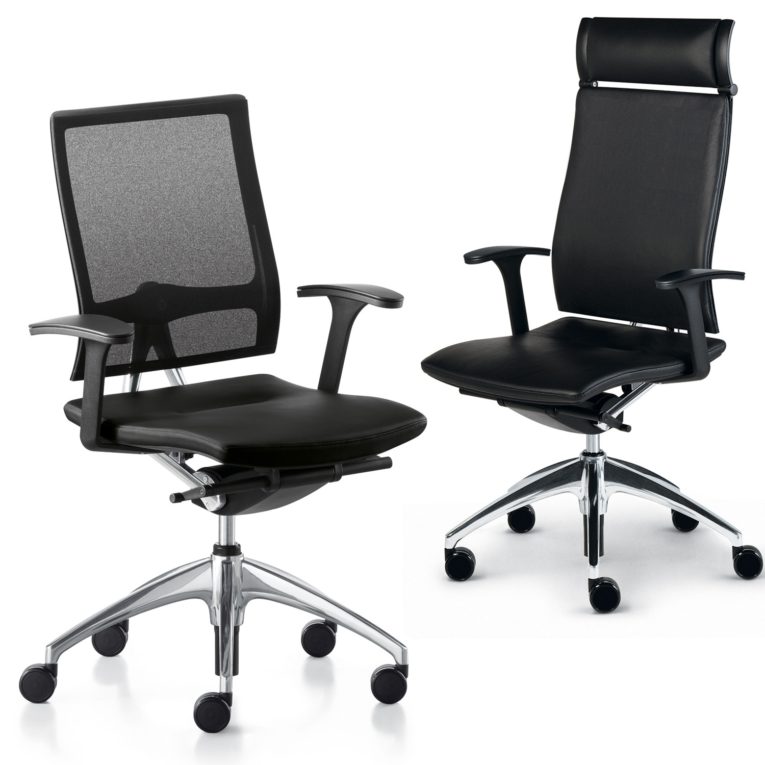 open up task chair ergonomic office chairs apres furniture. Black Bedroom Furniture Sets. Home Design Ideas