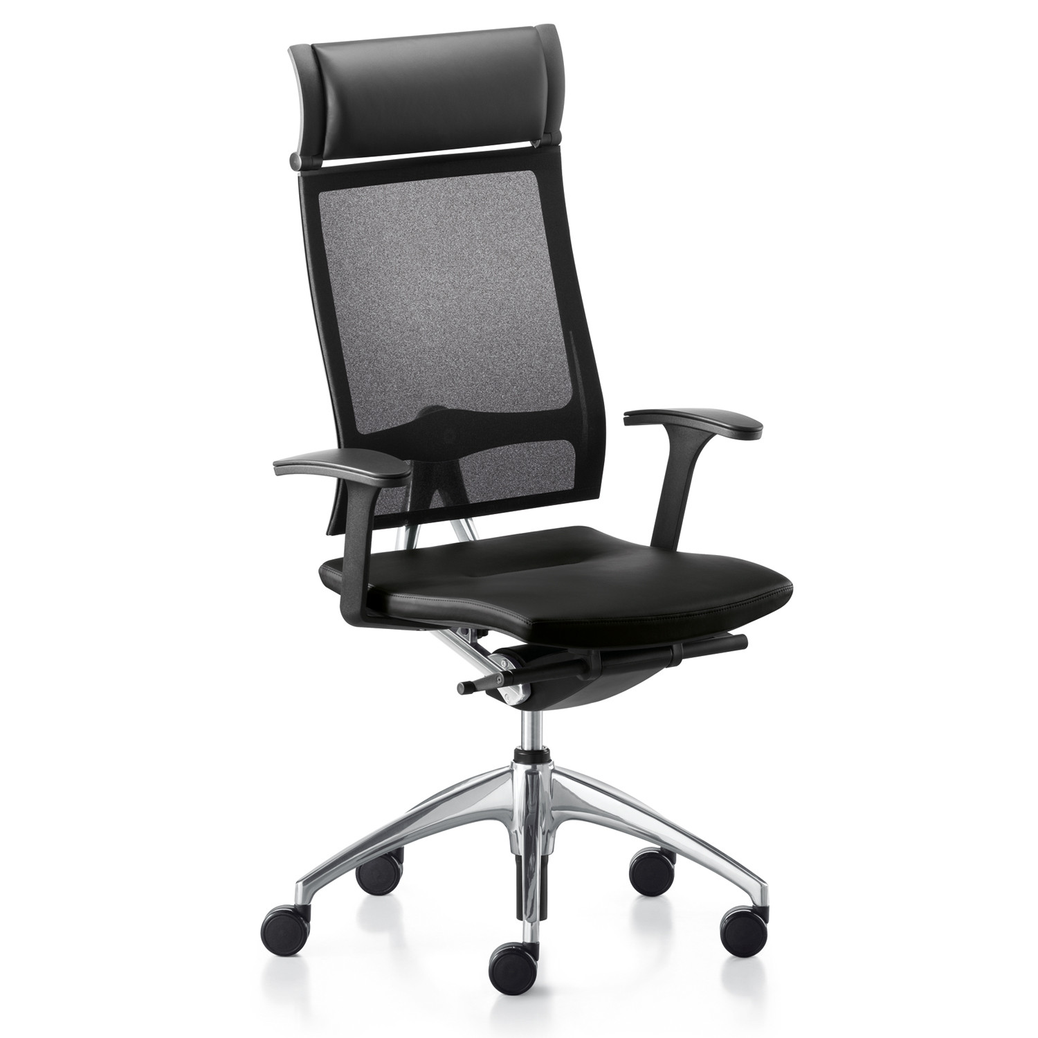 Open Up Executive Mesh Back Chair