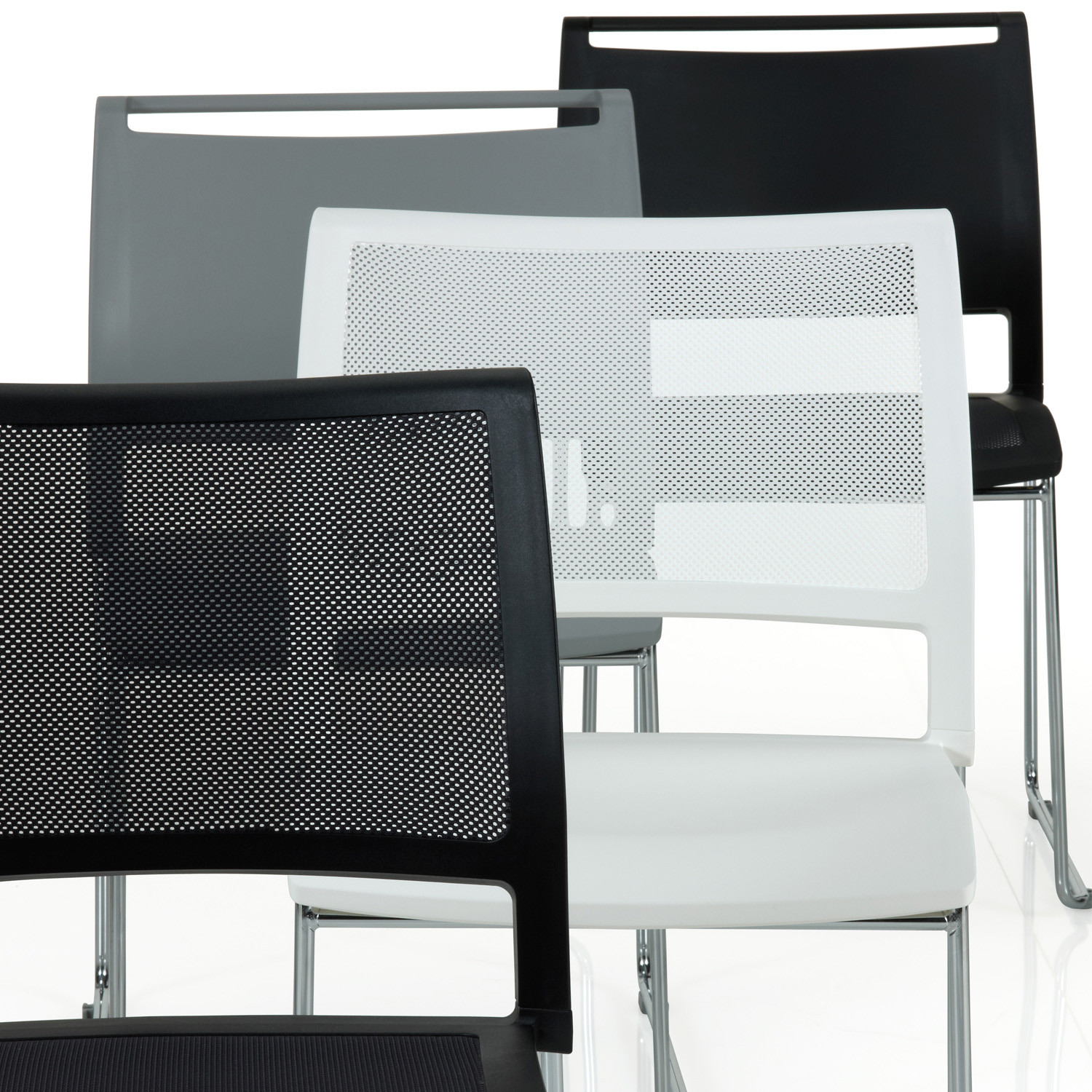 Opt4 Chairs Collection by KI Storage