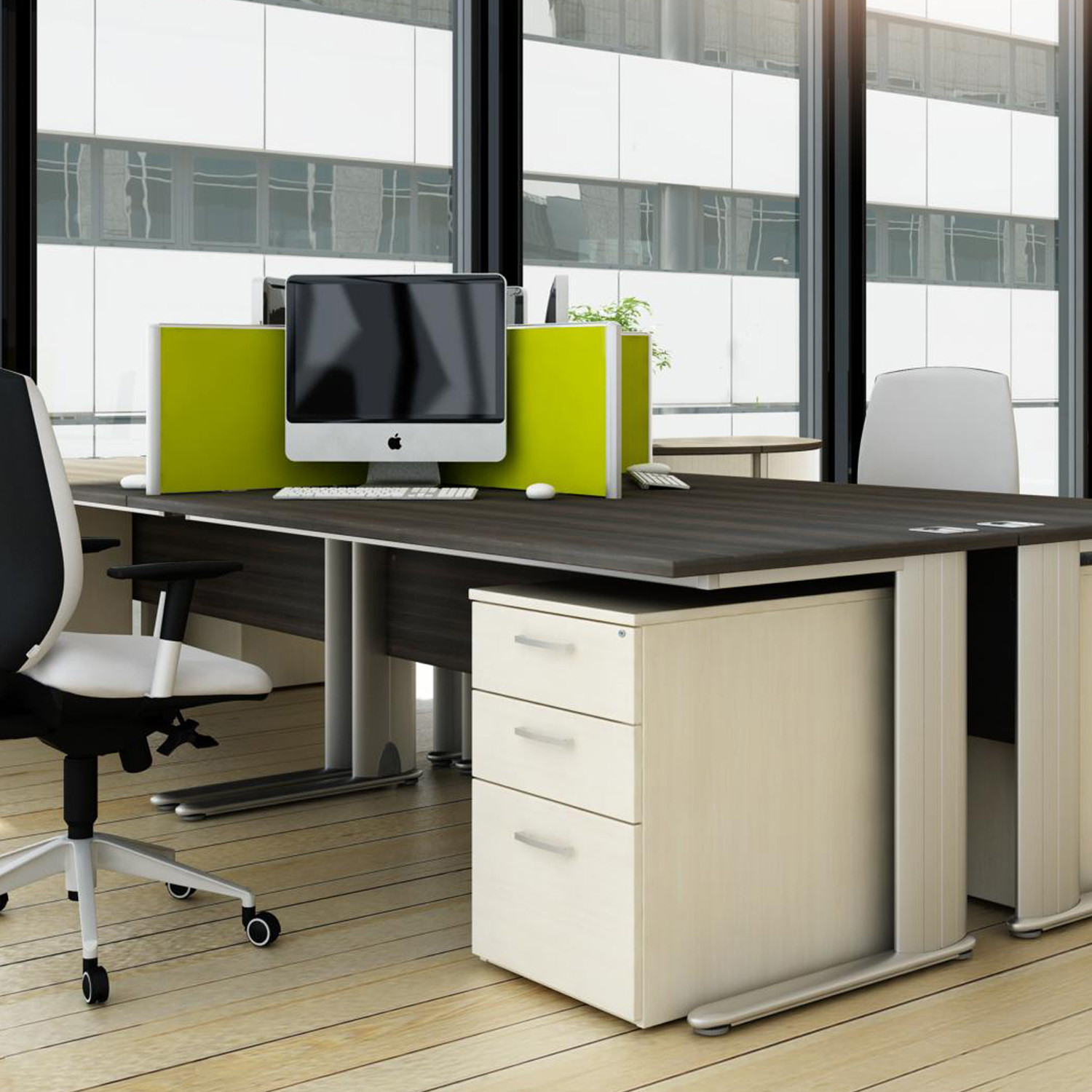 Optima Plus Office Desks