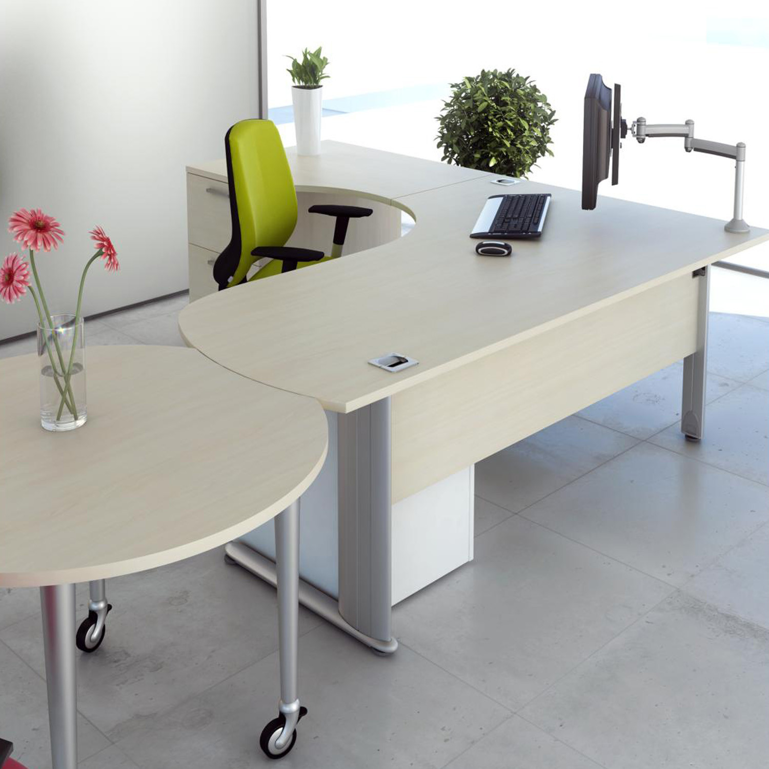 Optima Plus Desk