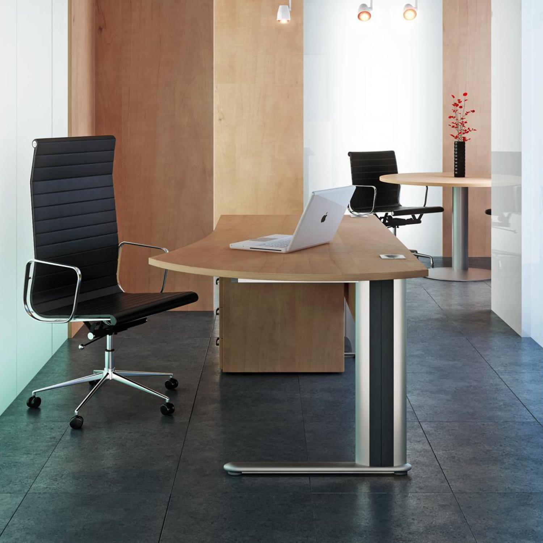 Optima Plus Single Desk
