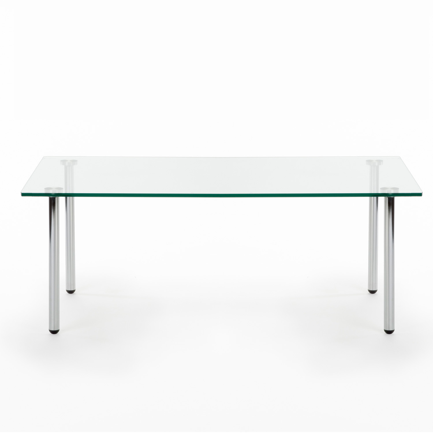 Orbis Coffee Table Straight Edge