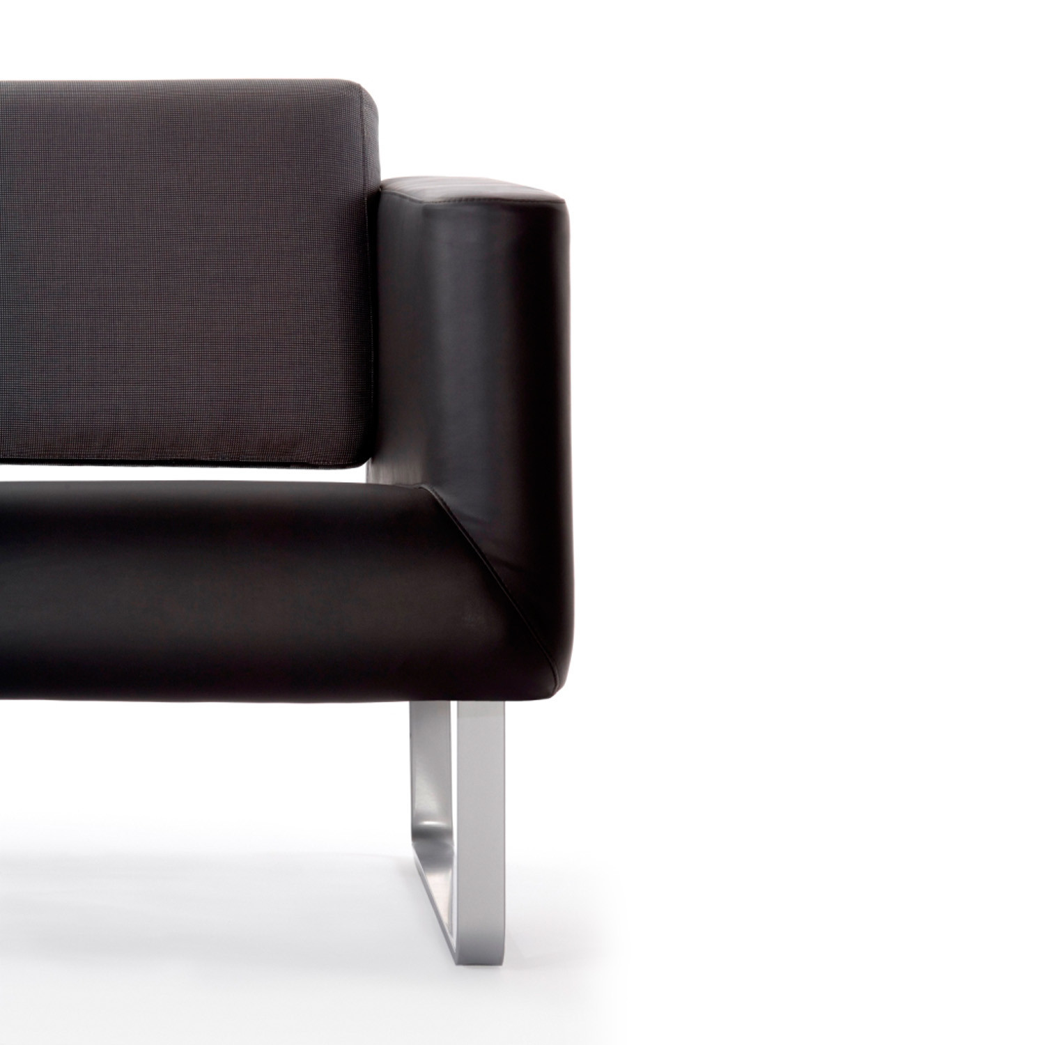 Orbis Sofa Arm Detail by Connection