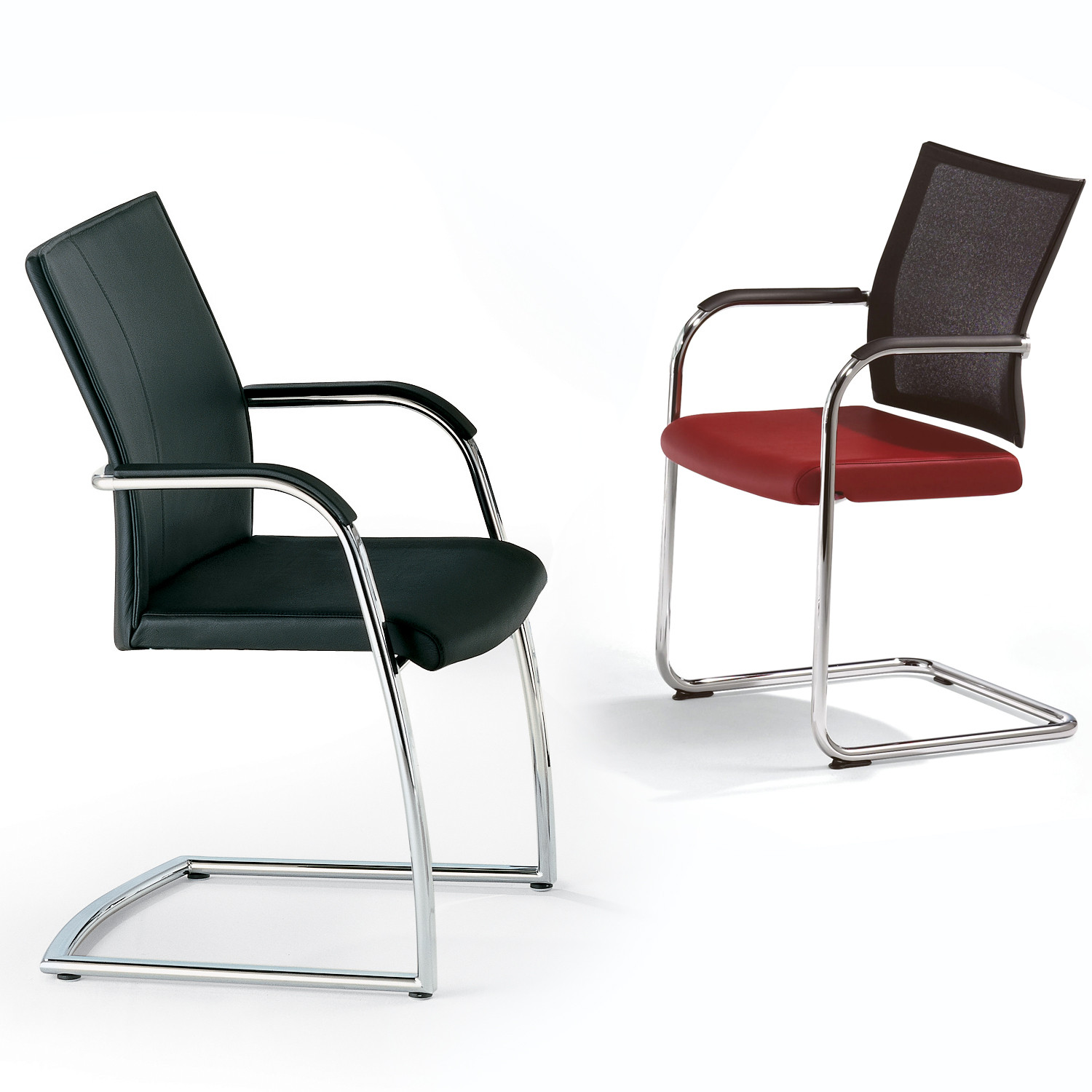 Orbit Visitors Chairs