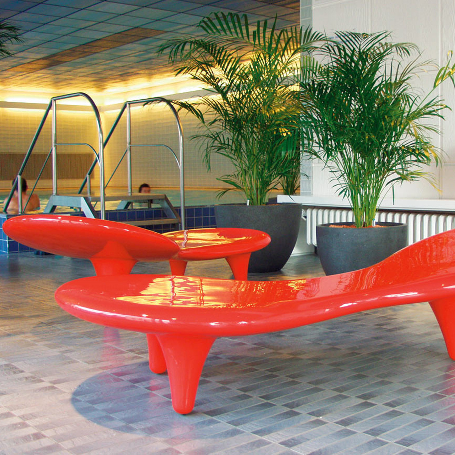 Orgone Chaise Longue by Cappellini