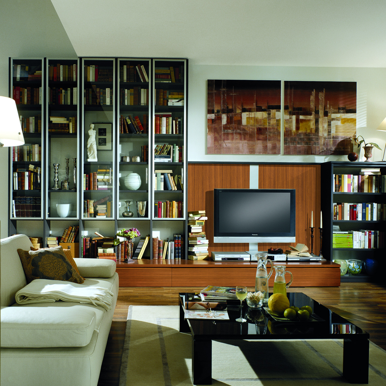 Original Paschen Library Shelves