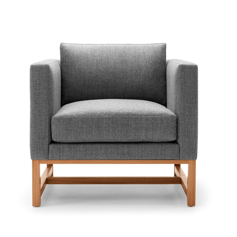 Orten Lounge Armchair  by Lyndon Design