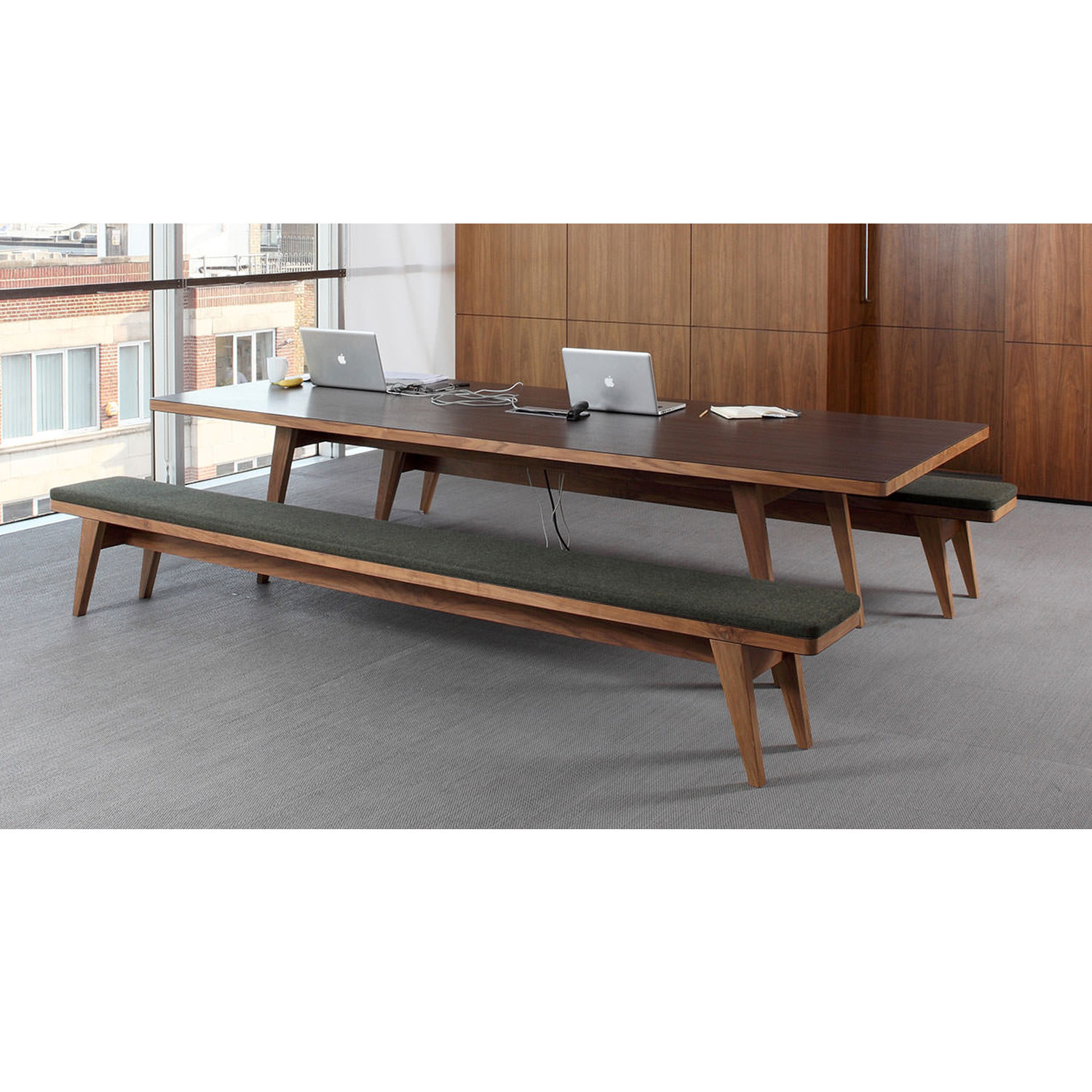 Osprey Table and Bench Seating