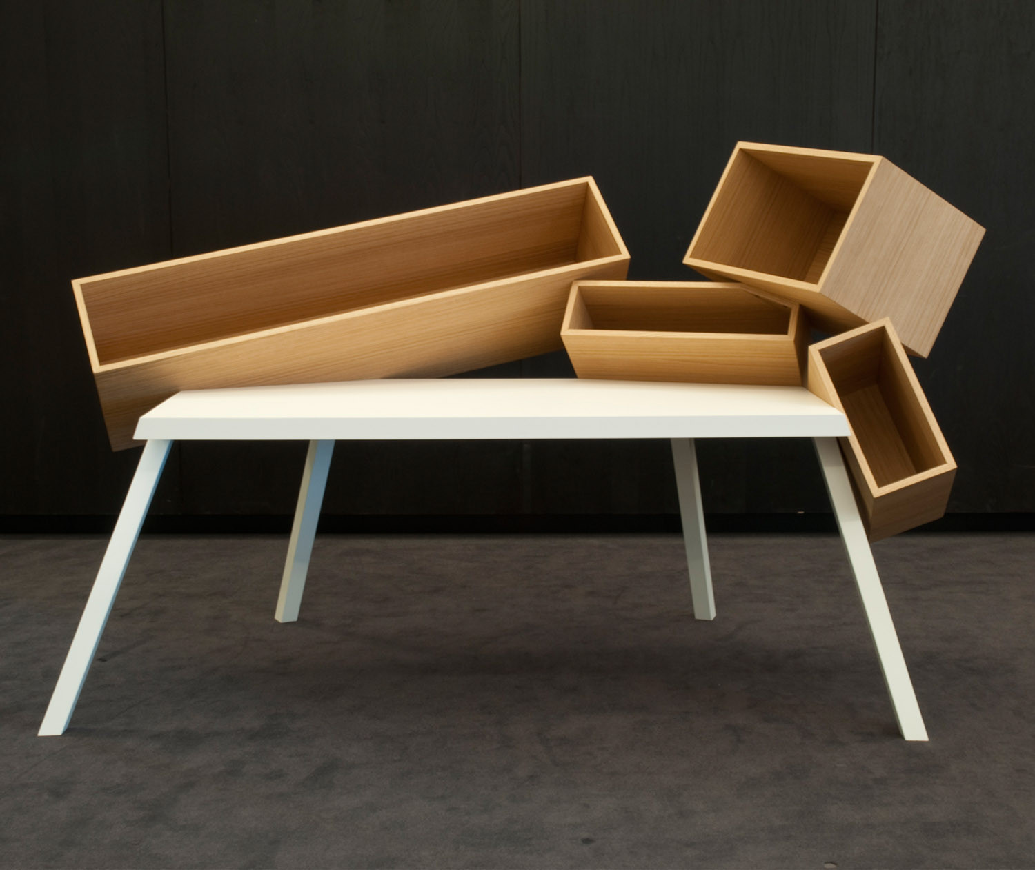 Overdose Home Desks by Bulo