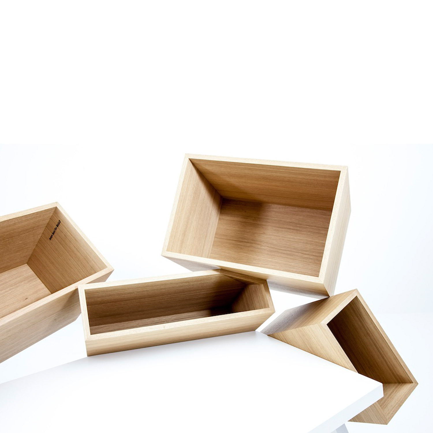 Overdose Desk Compartments