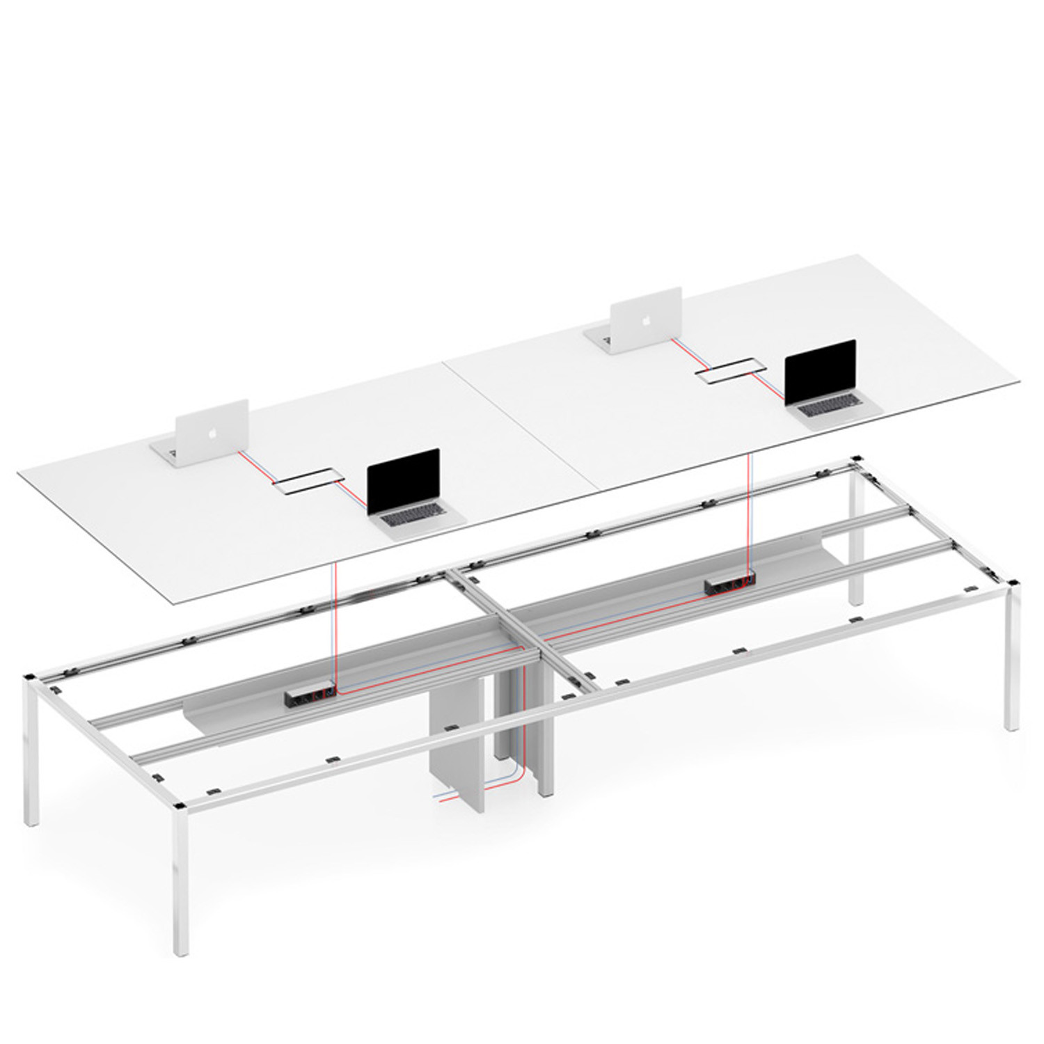 P50 Modular Meeting Tables