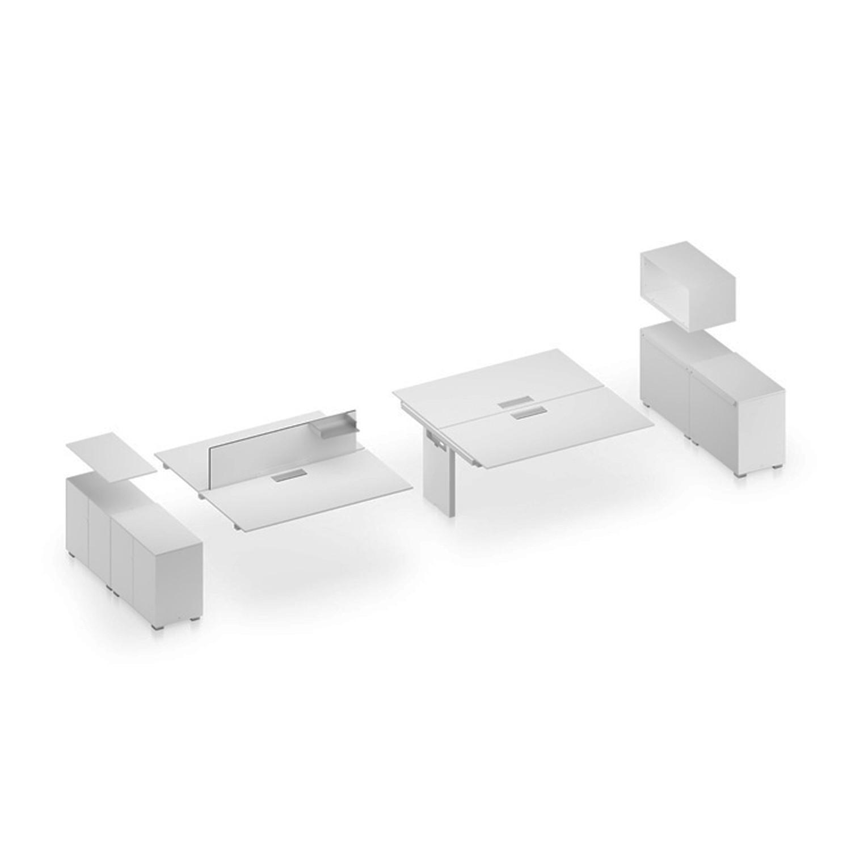 P50 Task System Modular Desking by ICF