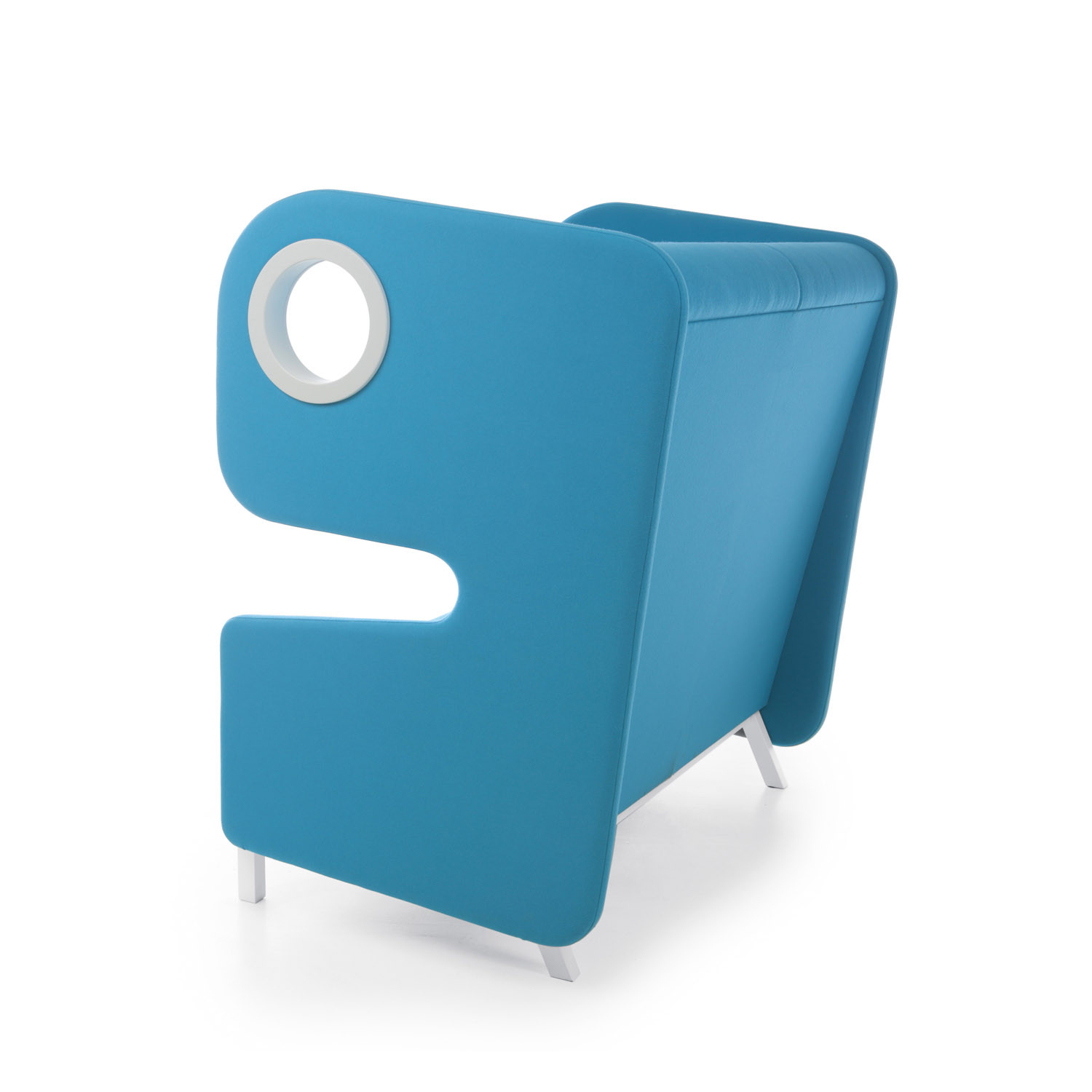 Packman High Back Seating System