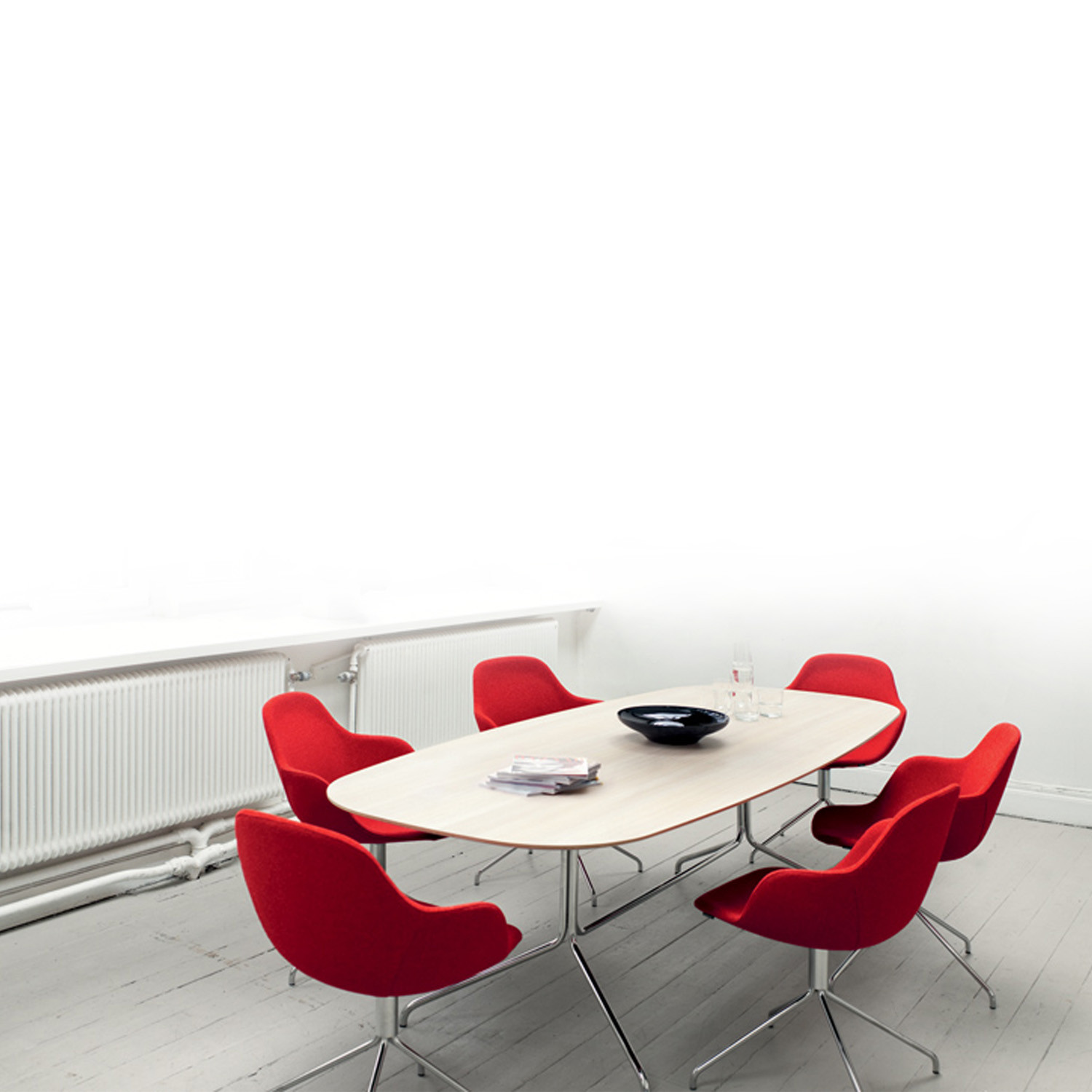 Palma Meeting Armchair by Offecct