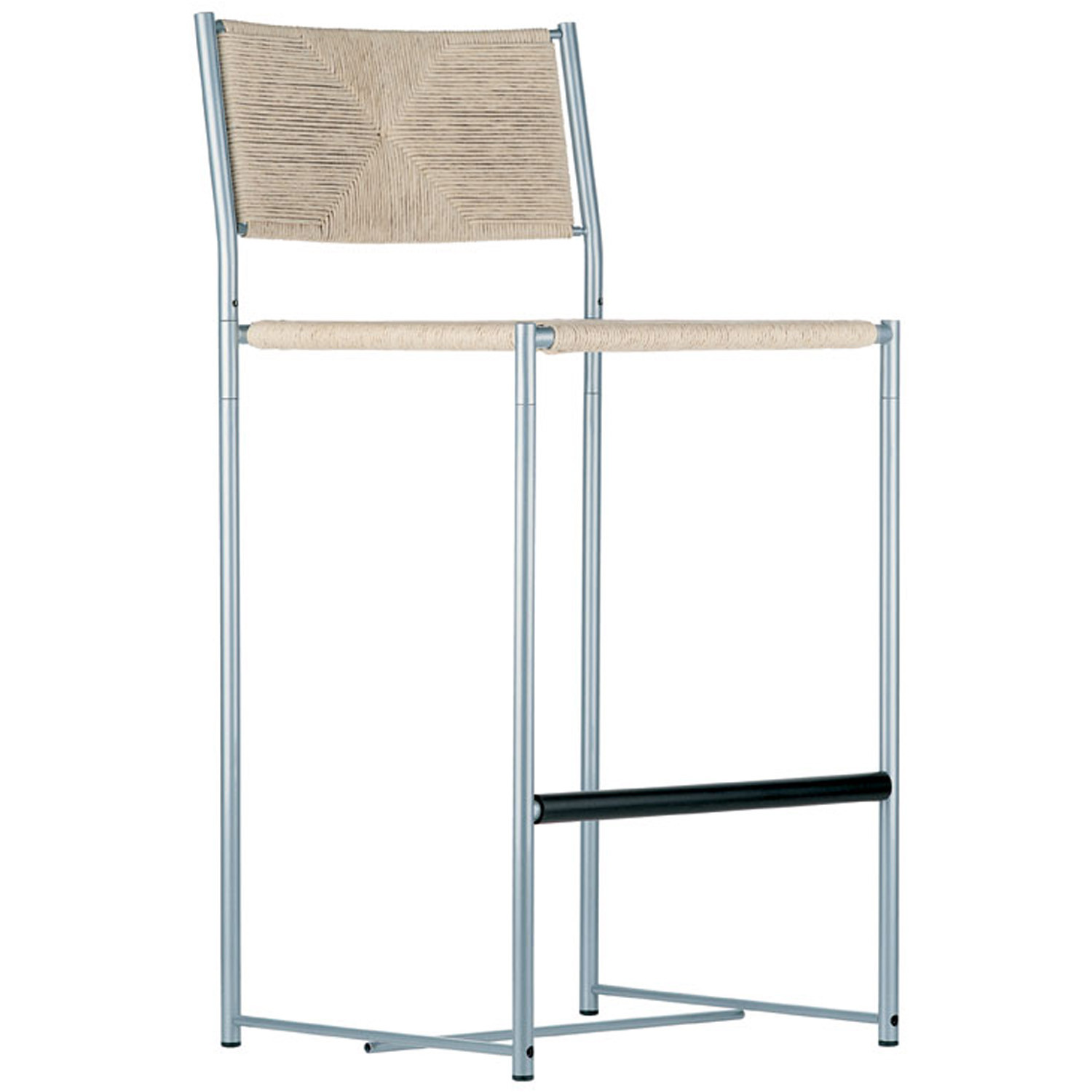 Paludis Barstool with backrest