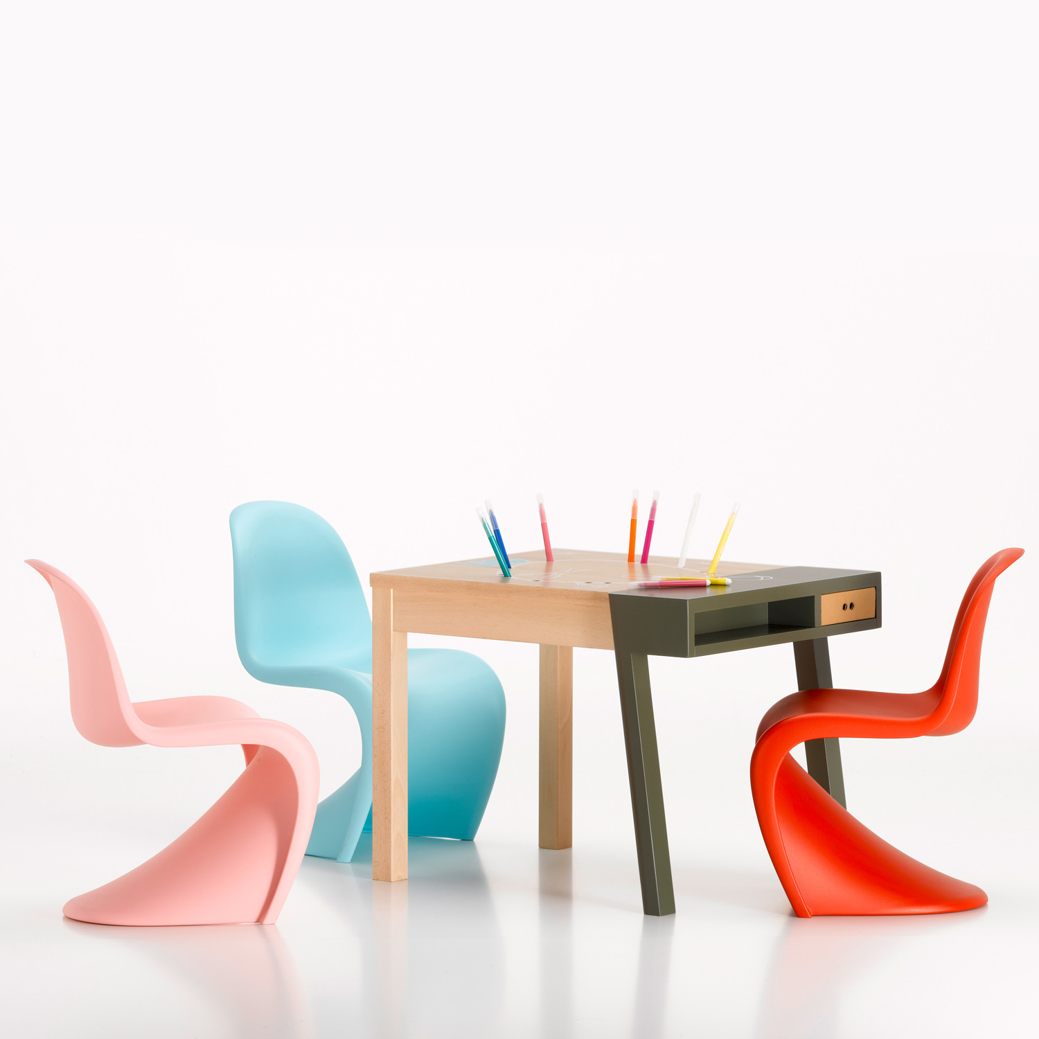 Panton Junior Children's Chairs