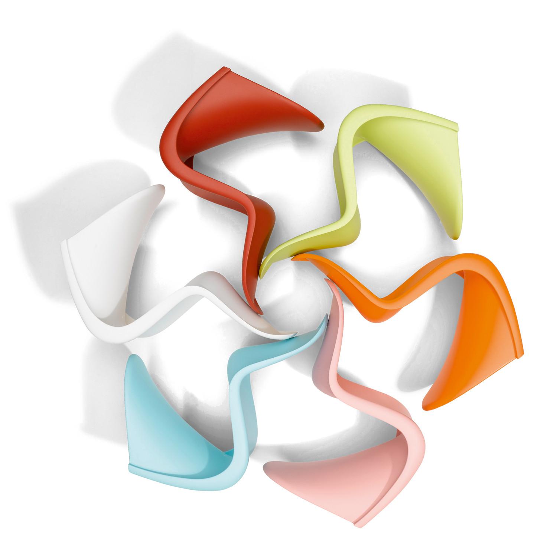Panton Juior Lightweight Plastic Chairs