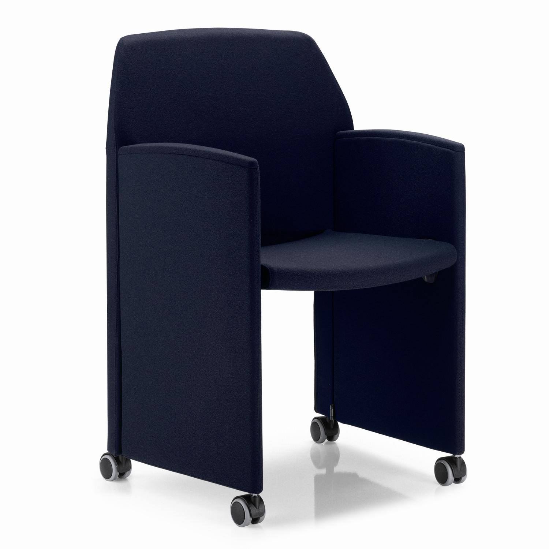 Papillon Chair with castors
