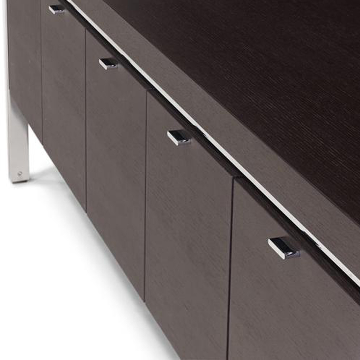Parallel Executive Desk Storage System