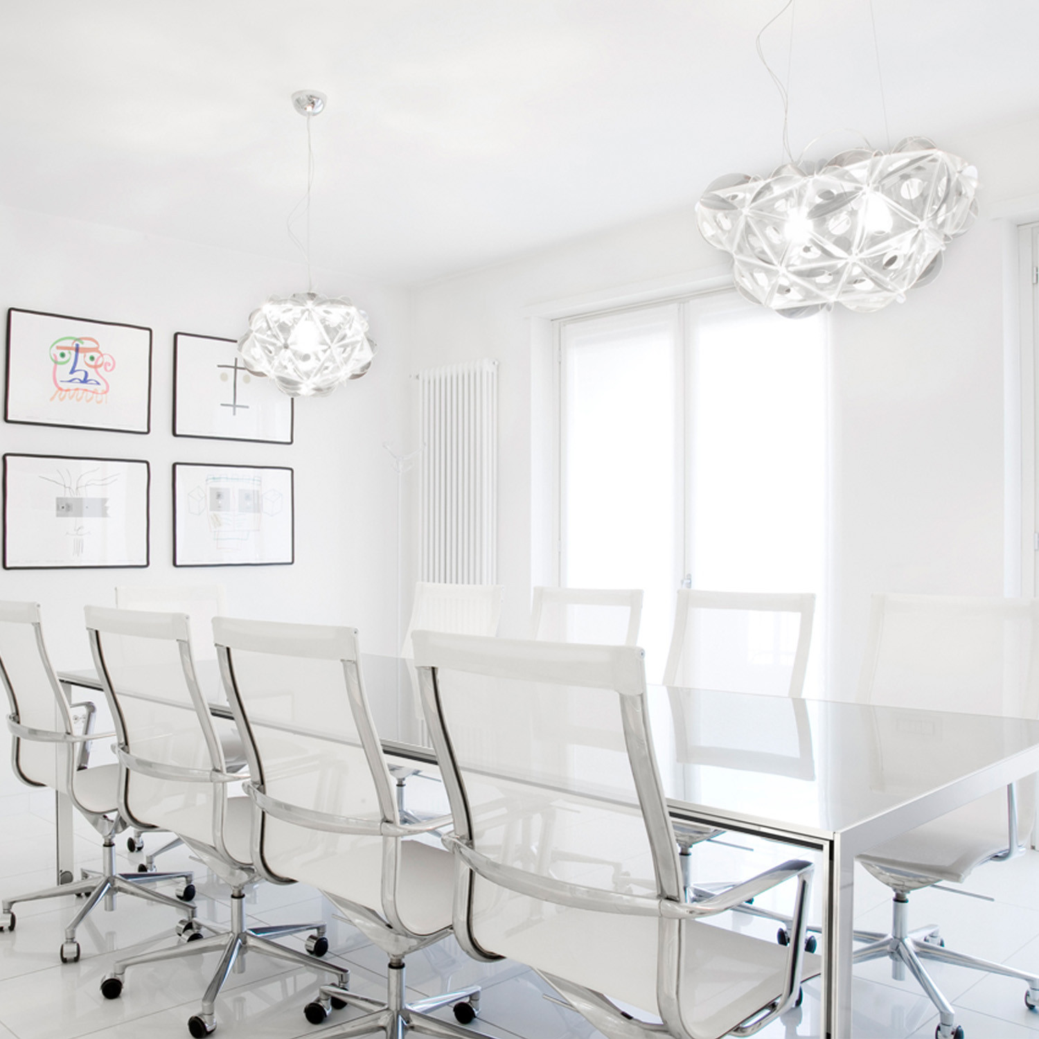 Parallel Group Executive Conference Table