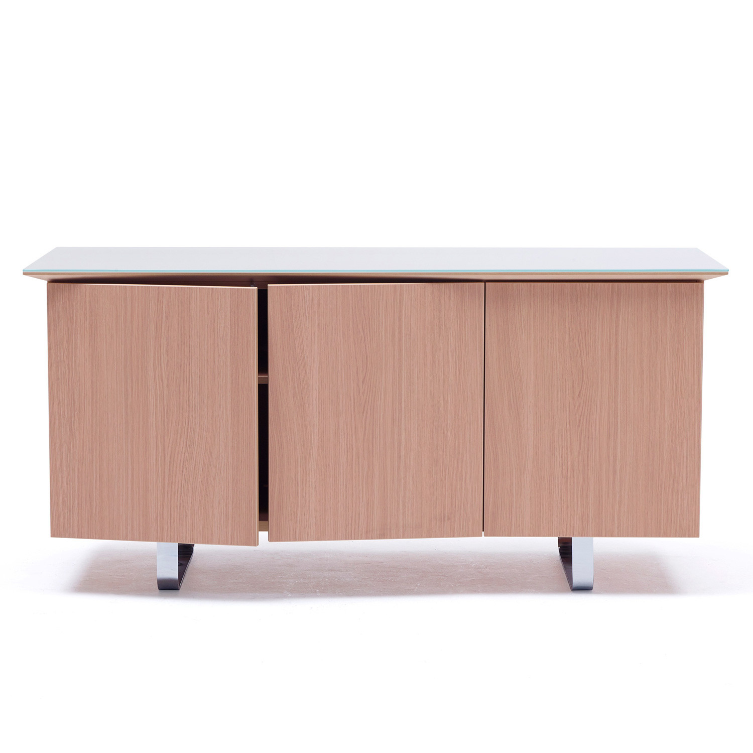 Pars Credenza With Sled Base
