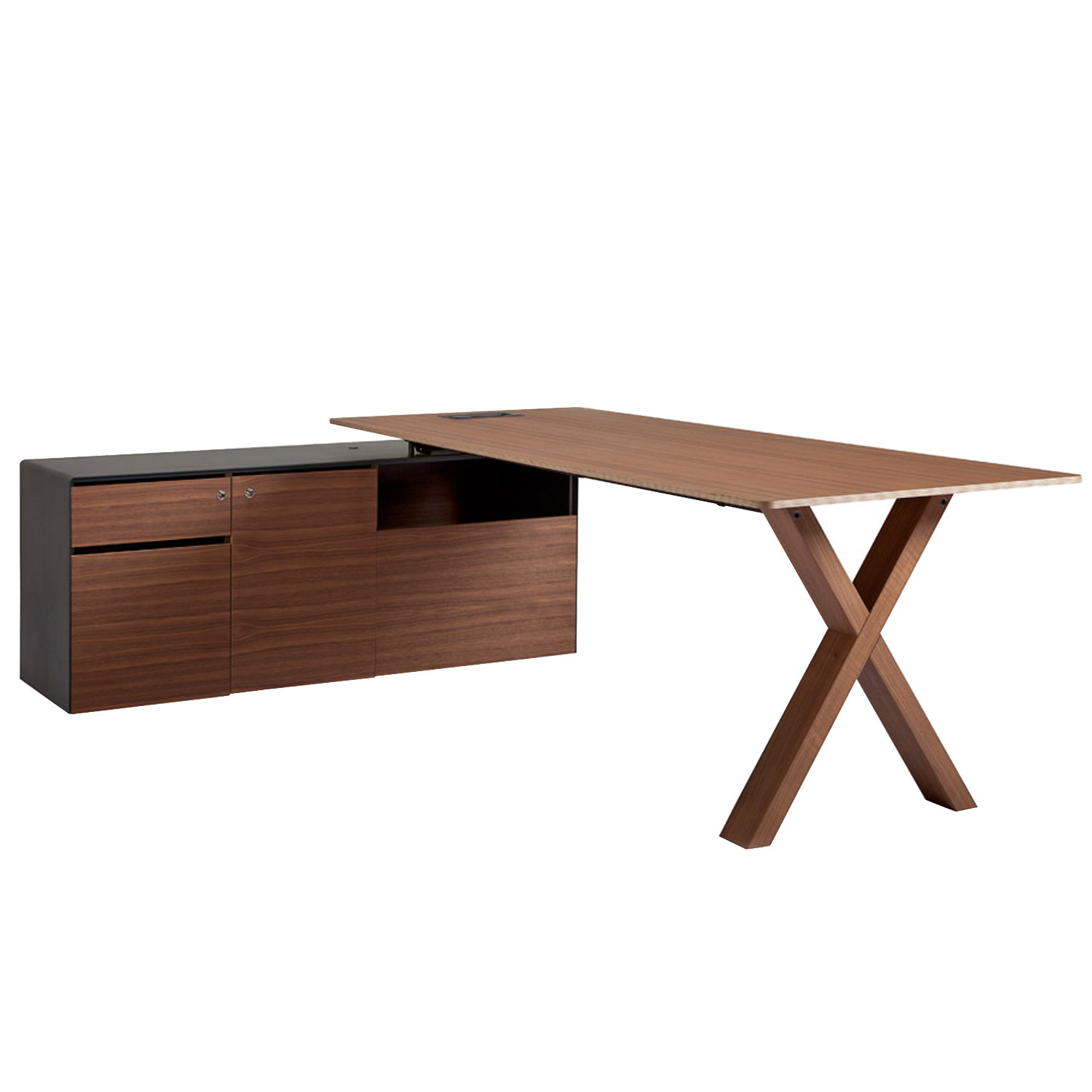 Partita Desk by Faruk Malhan