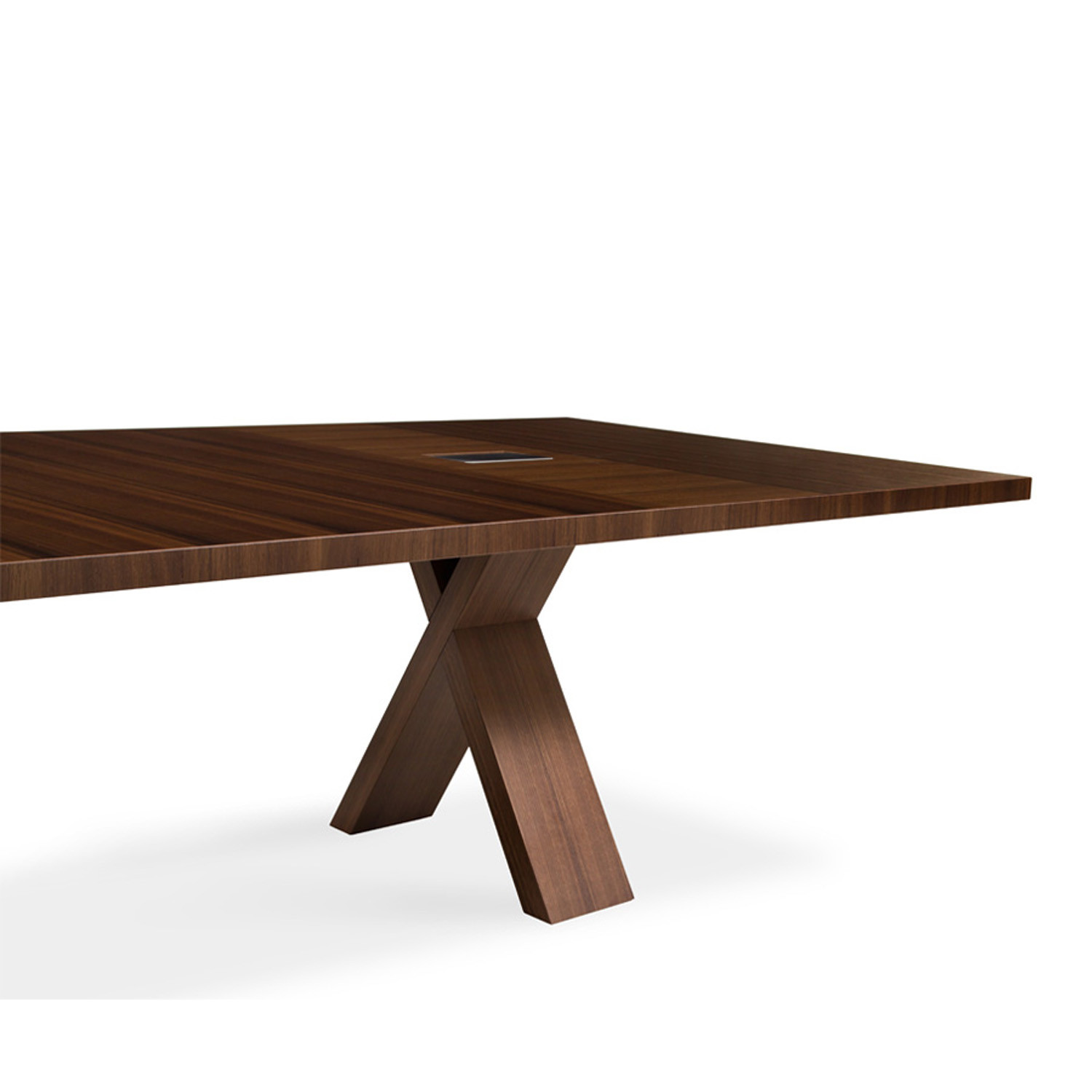 Partita Wooden Meeting Table