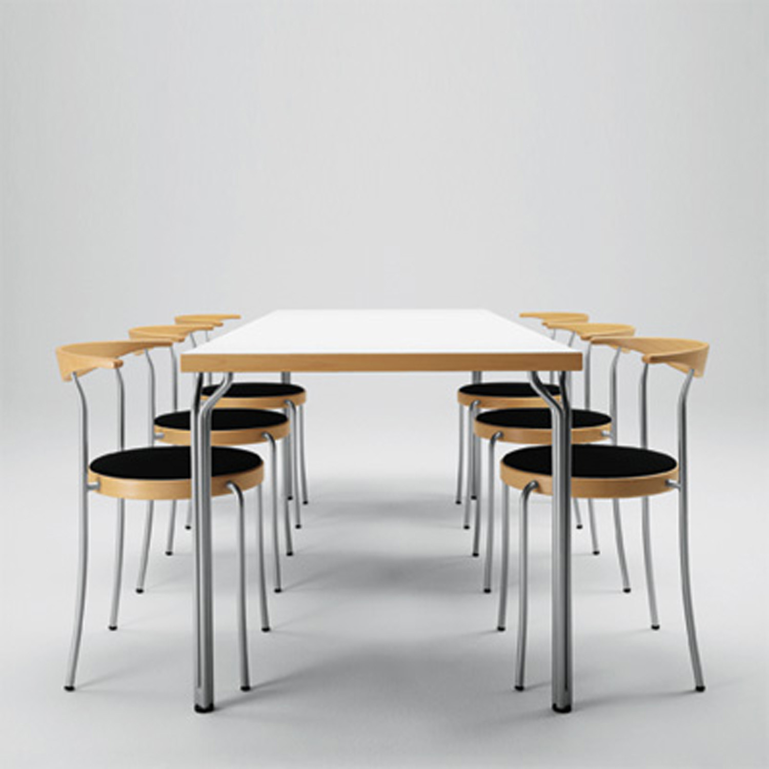 Partout Chairs by Magnus Olesen