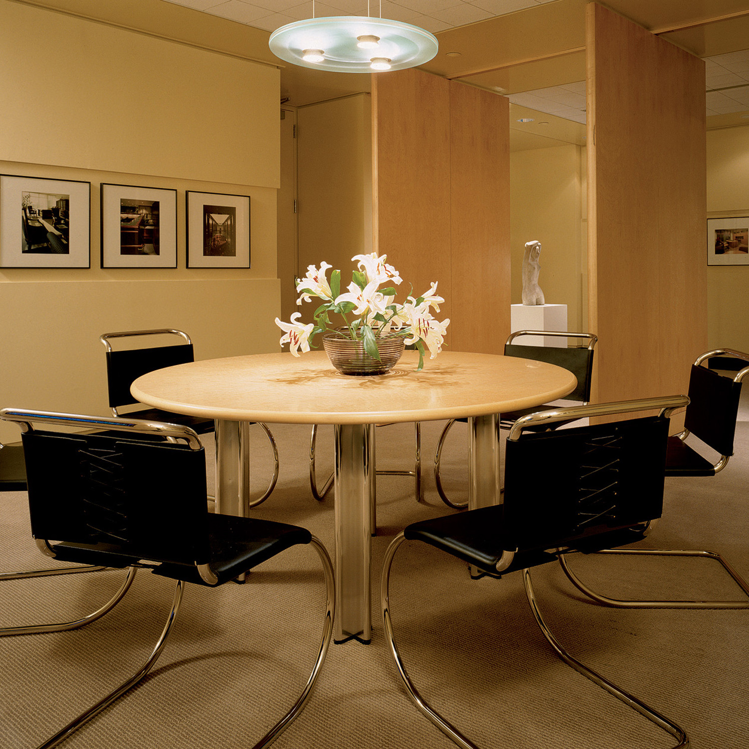 Pascal Meeting Table
