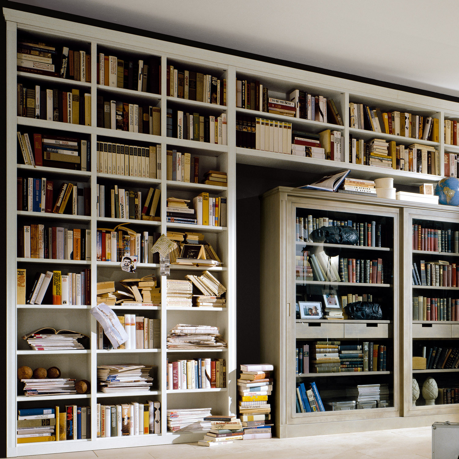 Excellence Custom Made Library