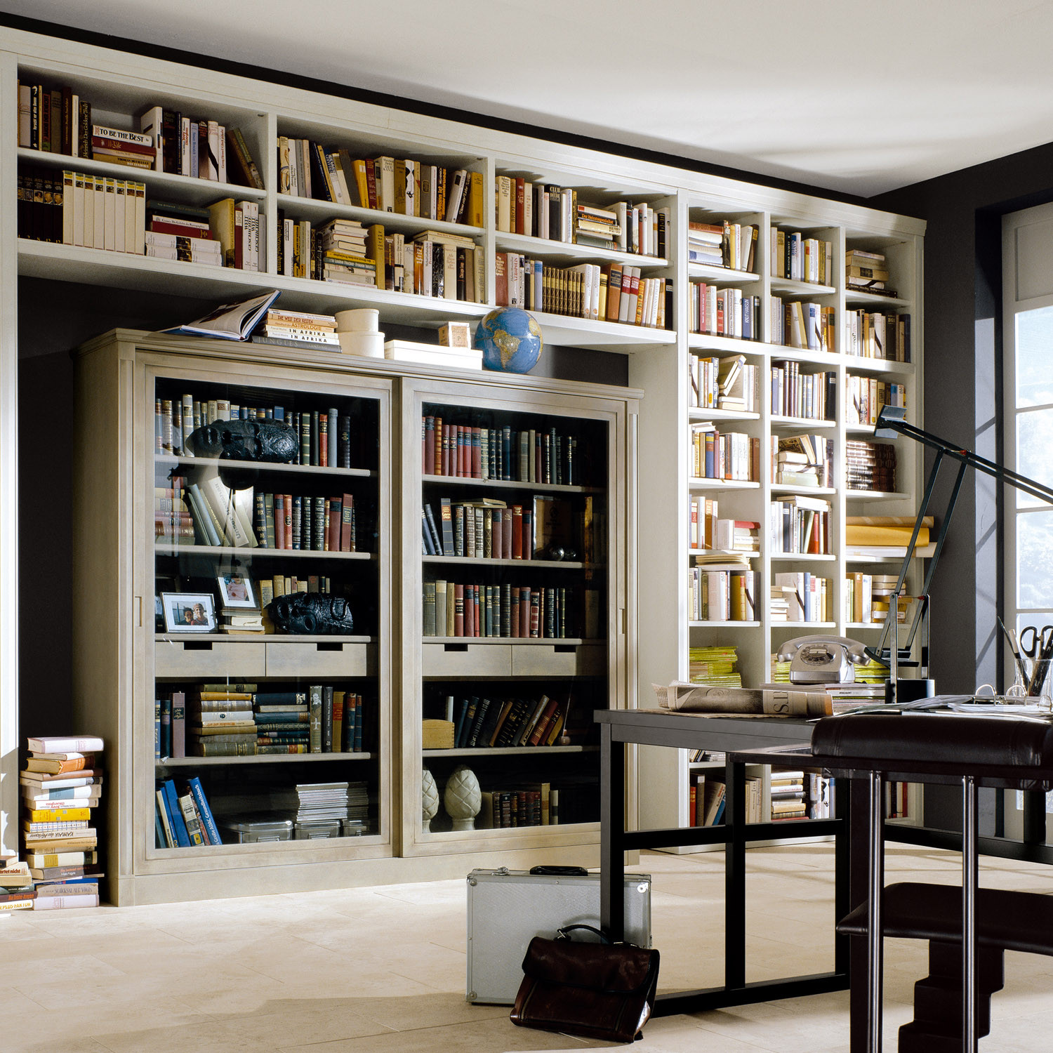Bespoke Excellence Libraries