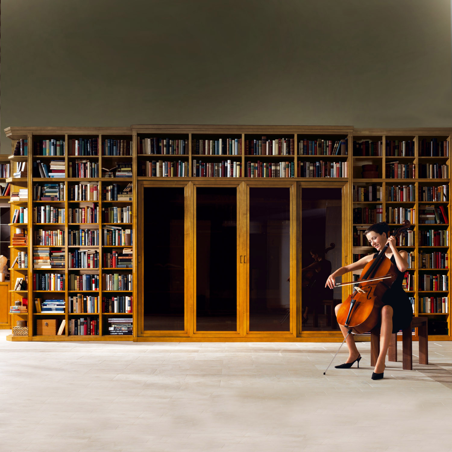 Excellence Library from Paschen